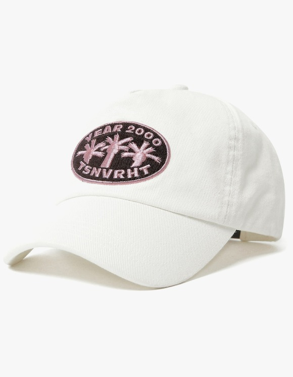 thisisneverthat Palm Trucker Cap - White | HEIGHTS. | International Store