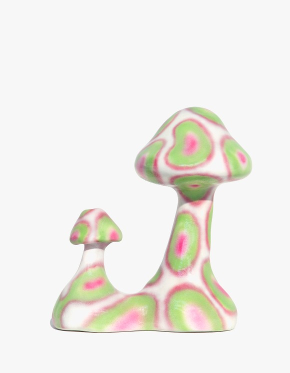 LORES X PCS Mushroom Incense Holder - Green | HEIGHTS. | International Store