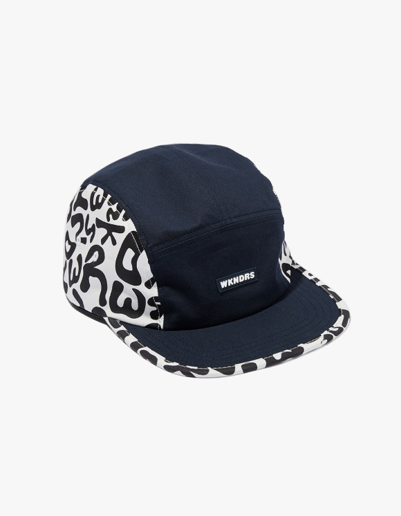 WKNDRS Drill Camp Cap - Navy | HEIGHTS. | International Store