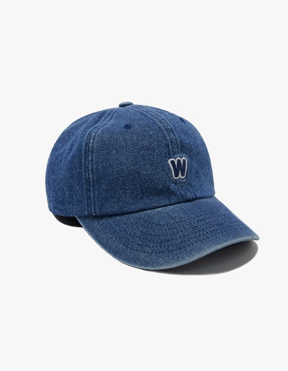 WKNDRS Distressed Denim Cap - D.Denim | HEIGHTS. | International Store
