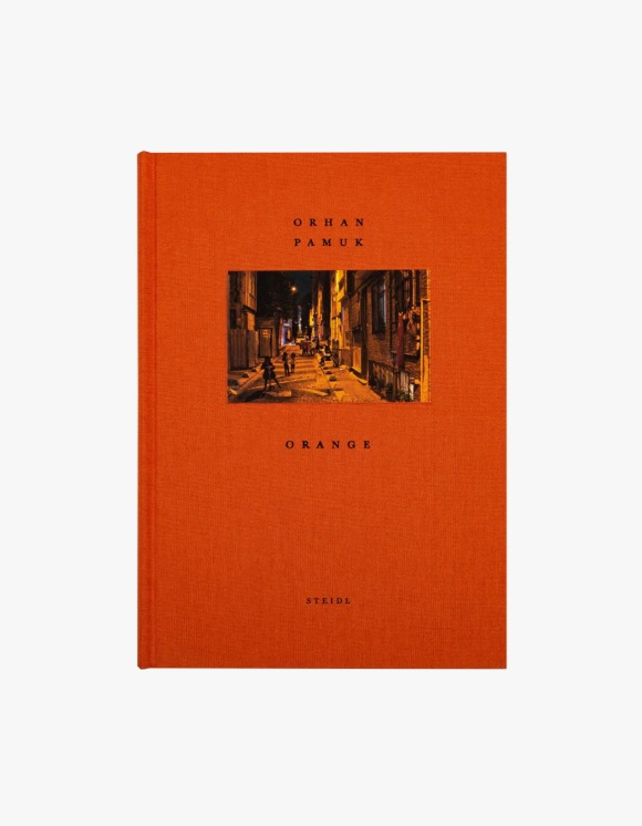 Selected Publications Orhan Pamuk: Orange | HEIGHTS. | International Store