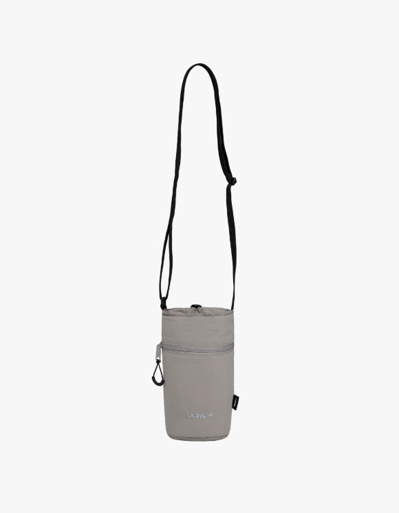 LORES Water Bottle Bag - Grey | HEIGHTS. | International Store