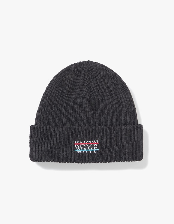 Know Wave Knowwave Arcrylic Beanie - Black | HEIGHTS. | International Store