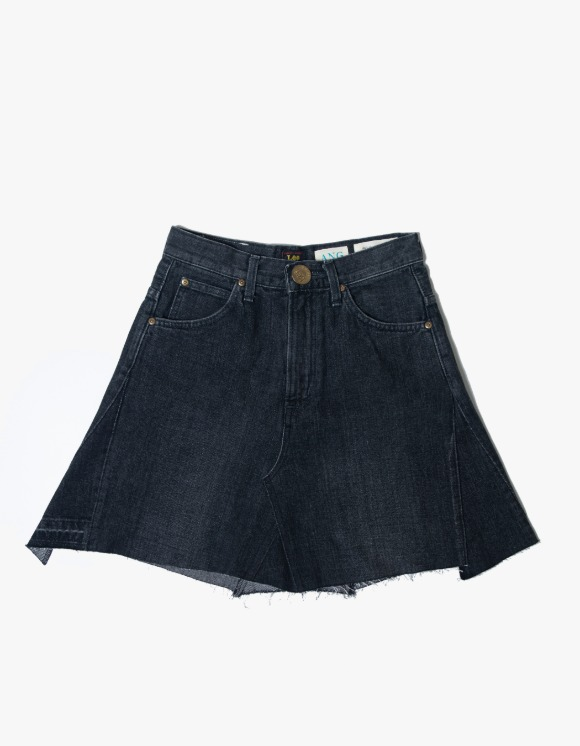 ANG Denim Mini Skirt #6 - Multi | HEIGHTS. | International Store
