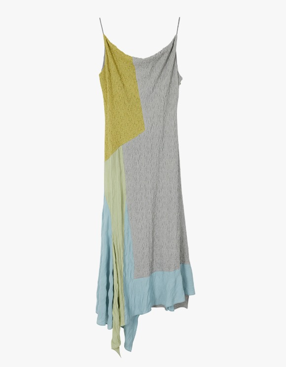 Andersson Bell Gabriel Cowl Neck Dress - Green | HEIGHTS. | International Store