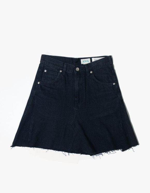 ANG Denim Mini Skirt #7 - Multi | HEIGHTS. | International Store