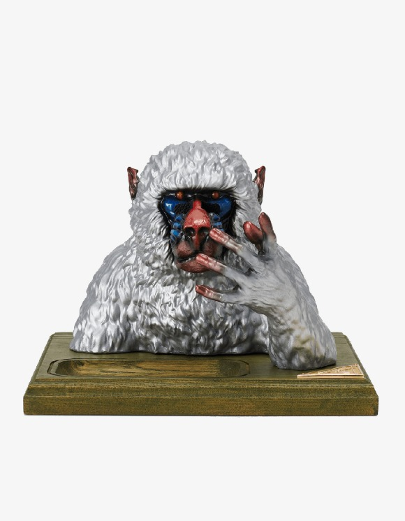 Say Touche Mandrill Glasses & Jewerly Holder - Silver | HEIGHTS. | International Store