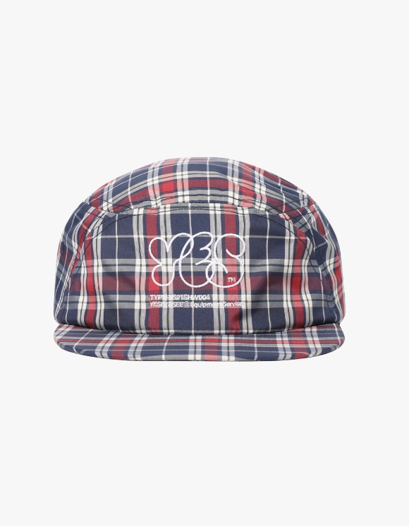 yeseyesee Y.E.S Fishing Cap - Navy | HEIGHTS. | International Store