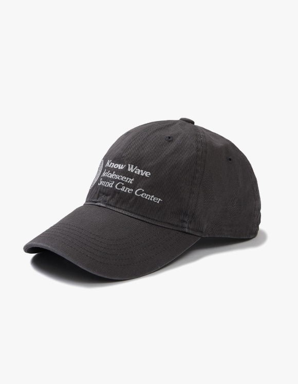 Know Wave Adolescent Cap - Charcoal Grey | HEIGHTS. | International Store
